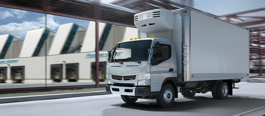 Diamond Truck Sales >> Fuso Truck Sales Triple Diamond Truck Trailer
